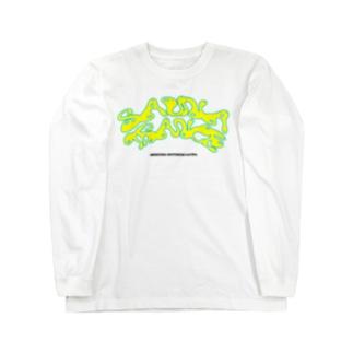 サウナトランス!!!! Long sleeve T-shirts
