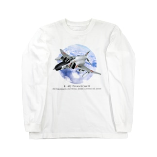 F- 4EJ Phantom II Long sleeve T-shirts