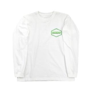 GONENPAI_両面 Long sleeve T-shirts