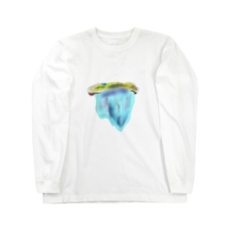 世界 Long sleeve T-shirts