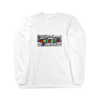 AweSome Long sleeve T-shirts