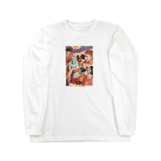 KOMACHI ロンTee Long sleeve T-shirts