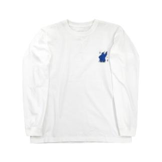 bum bum ペンギン Long sleeve T-shirts
