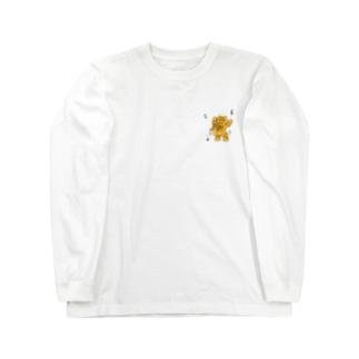 bum bum タイガー Long sleeve T-shirts