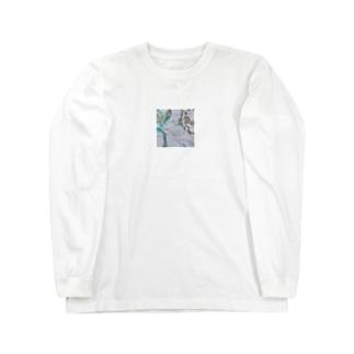 遠景 Long sleeve T-shirts