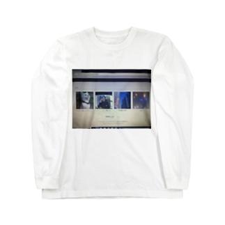 福田祐斗@ゴジュアル特撮傷年ロックオンライン限定グッズ Long sleeve T-shirts