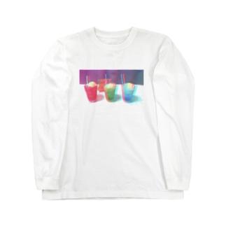 クリソならび Long sleeve T-shirts