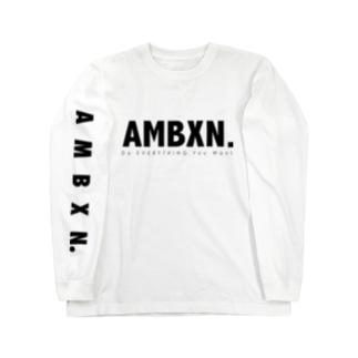 AMBXN.-アンビション-ロンT Long sleeve T-shirts