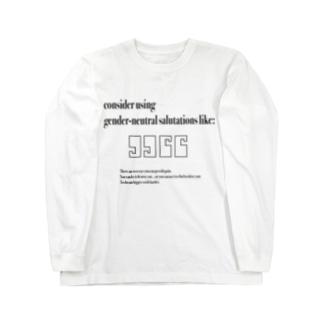 ATiD ロングTシャツ Long sleeve T-shirts