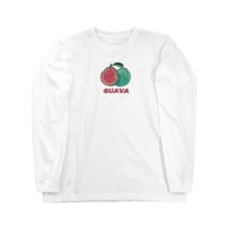 GUAVA 01 Long sleeve T-shirts