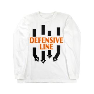 DL-SACK Long sleeve T-shirts
