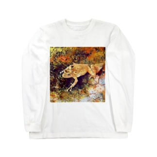 Fantastic Frog -Autumn Version- Long sleeve T-shirts