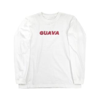 GUAVA 02 Long sleeve T-shirts