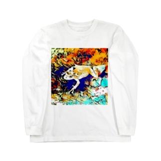 Fantastic Frog -Magical Flare Version- Long sleeve T-shirts