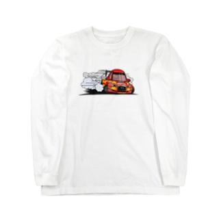 DRIFT_Q60 Long sleeve T-shirts