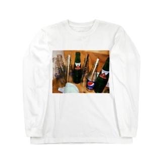 中目黒 Long sleeve T-shirts