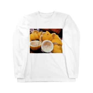 レモンタワーにならん Long sleeve T-shirts