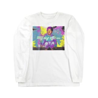ロンT oopsh(ウップシュ) Long sleeve T-shirts