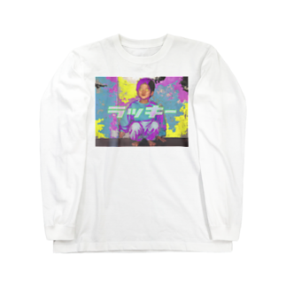 oopshのロンT oopsh(ウップシュ) Long sleeve T-shirts