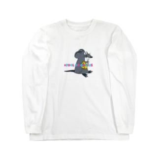 ネズミボーイ Long sleeve T-shirts