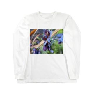 静かなる宇宙へ Long sleeve T-shirts