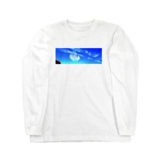 麒麟 Long sleeve T-shirts
