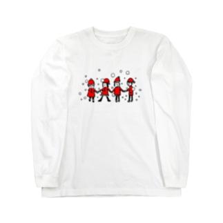 Snow & Friends Long sleeve T-shirts
