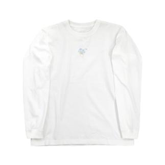 植木鉢 Long sleeve T-shirts