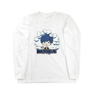 -HAYOSUE- Long sleeve T-shirts