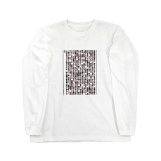 泉鏡花 愛と婚姻-191218 Long sleeve T-shirts