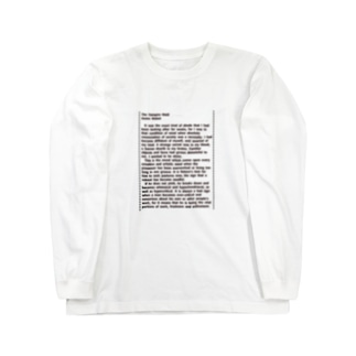The Vampire Maid Long sleeve T-shirts
