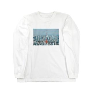 tokyo Long sleeve T-shirts