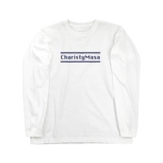 チャリスティマサ Long sleeve T-shirts