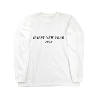 HAPPY NEW YEAR 2020 Long sleeve T-shirts