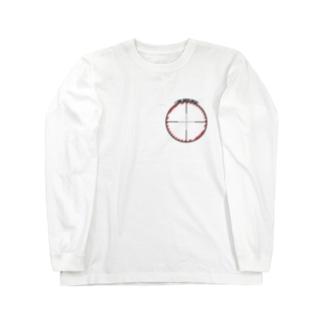 I LOVE SNIPER RIFLE Long sleeve T-shirts