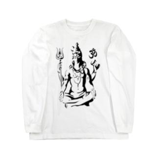 Shiva Long sleeve T-shirts
