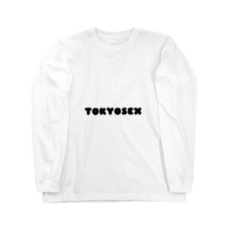 △TOKYOSEX△ Long sleeve T-shirts