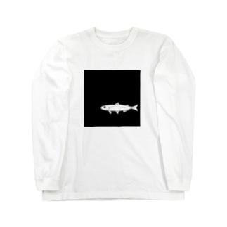 湖底チカ Long sleeve T-shirts