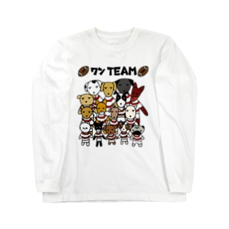 ワンTEAM Long sleeve T-shirts