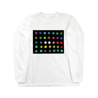 colors Long sleeve T-shirts