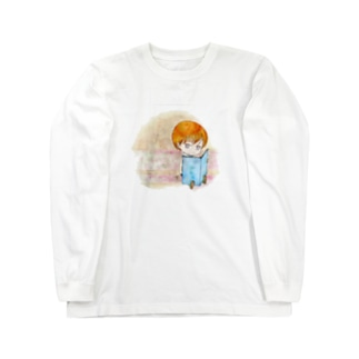 プロングホーン Long sleeve T-shirts