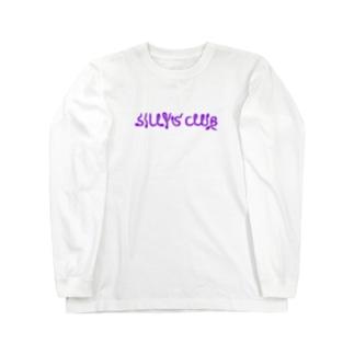 Silly's Club long-sleeve shirt Long sleeve T-shirts