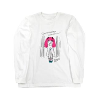 Semai tokoro ga ochitsuku Long sleeve T-shirts