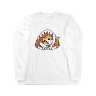 ヤッホー Long sleeve T-shirts