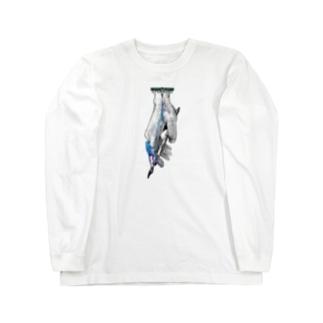 frog-ring Long sleeve T-shirts
