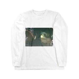 まやかし~おもちゃカメラ~ Long sleeve T-shirts