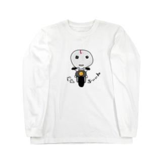 ぶぃぃんパーカー Long sleeve T-shirts