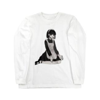 メイド(1) Long sleeve T-shirts