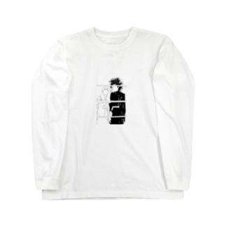 シザーハンズ Long sleeve T-shirts