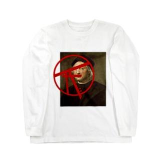 CC_コロンブスデザイン Long sleeve T-shirts